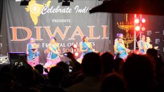 Bollywood Diwali Federation Square 2011