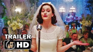 THE MARVELOUS MRS. MAISEL Official Trailer (HD) Amazon Exclusive Series