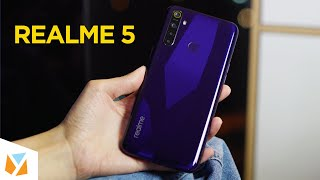 Realme 5 Unboxing and Hands-On