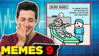 Doctor Reacts to HILARIOUS Medical Memes #9