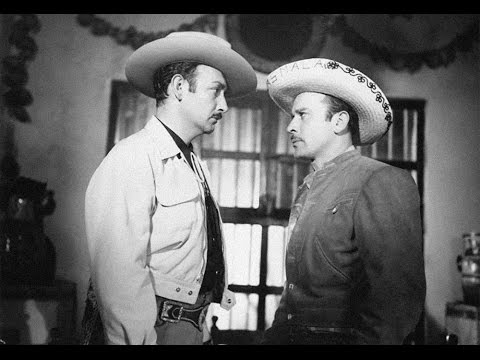 Dos tipos de cuidado (1953). Pedro Infante - Jorge Negrete.