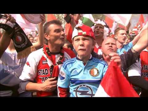 Feyenoord Kampioen   Lee Towers - Mijn Feyenoord   Huldiging Feyenoord 2017   RTV Rijnmond