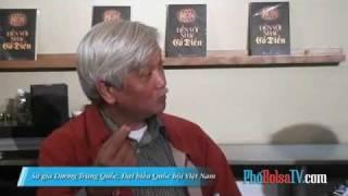 nhà sử học Dương Trung Quốc trả lời Bolsa TV về Bác Hồ
