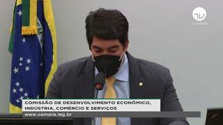 Desenvolvimento Econômico - Concessão de  Auxílio Emergencial em 2021 - 05/05/2021 16:00