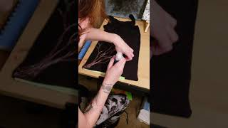 Drawing On A Shirt With A Bleach Pen!