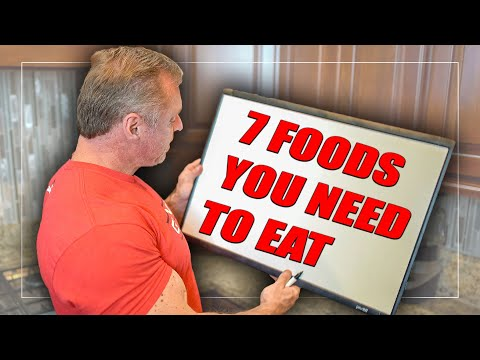 """Top """"7"""" Foods You Need in Your Diet"""