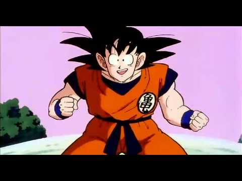 Dragonball Z King Kai and Goku joke battle!