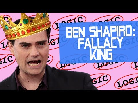 Learn Logical Fallacies with Ben Shapiro #1: The Continuum Fallacy