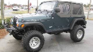 2005 Jeep Wrangler Rubicon Lifted 4X4 Start Up, Engine, And In Depth Tour