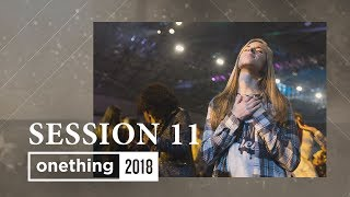 Onething 2018 - Final Session and New Years Celebration