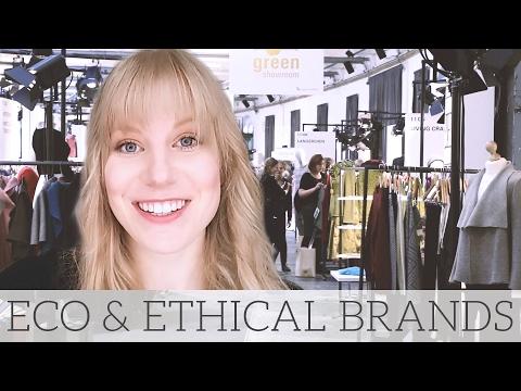 8 Conscious Fashion Brands | Ethical Fashion Show Interviews - Part 1