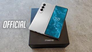 Samsung Galaxy Z Fold 3 - HERE YOU GO!