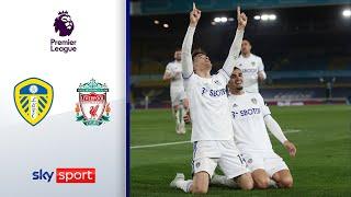 Llorente schockt Reds & Klopp mit spätem Treffer! | Leeds United - FC Liverpool 1:1 | Highlights