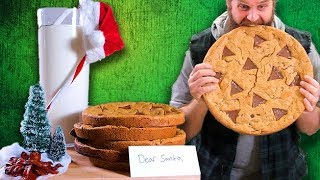 100lb Chocolate Chip Cookies – Epic Meal Time