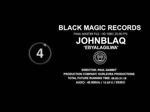 Ebyelagilwa by John blaq official video