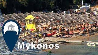 Mykonos | Super Paradise beach