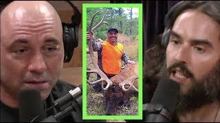 Joe Rogan Explains Hunting to Russell Brand