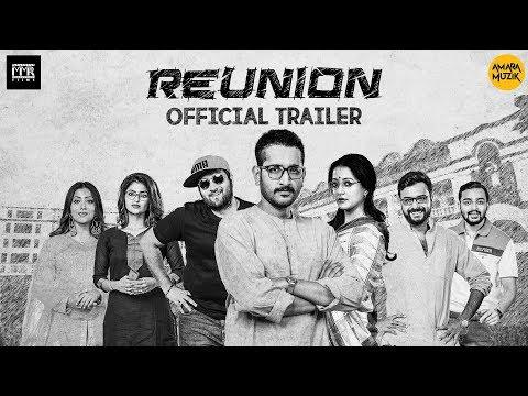 Reunion Official Trailer   Parambrata   Raima I Saayoni I Bengali Movie