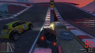 GTA V Online Race #589 Training Day