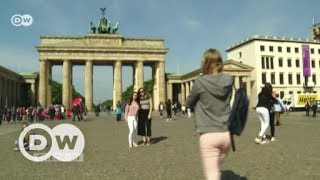 The Brandenburg Gate, a Berlin Landmark | DW English