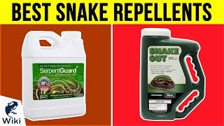 10 Best Snake Repellents 2019