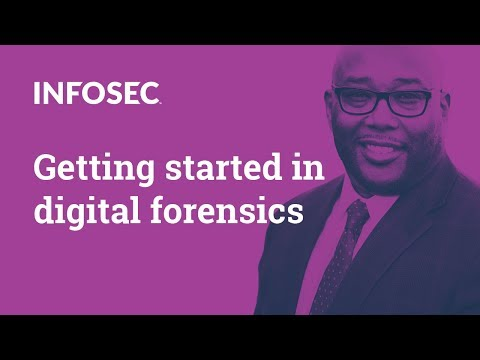 Getting started in digital forensics - YouTube