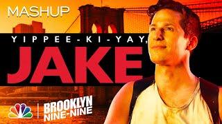 Jake Loves All Things Die Hard - Brooklyn Nine-Nine