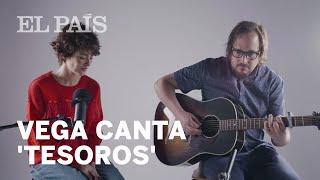 Vega Canta 'Tesoros', De Antonio Vega