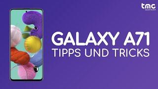 Samsung Galaxy A71 - 13 Tipps und Tricks - Deutsch