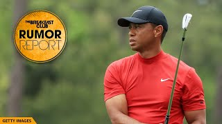 Tiger Woods Will Not Face Criminal Charges For Car Crash