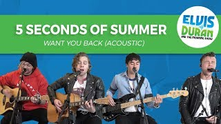 5 Seconds Of Summer - Want You Back (Live)