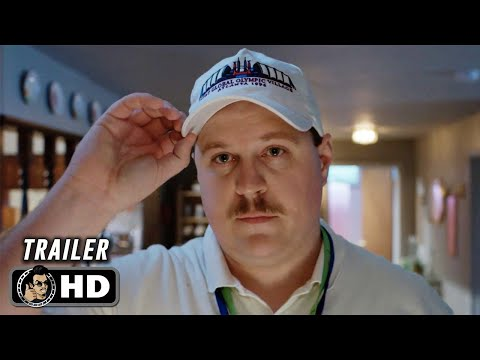 MANHUNT: DEADLY GAMES Official Trailer (HD) Cameron Britton