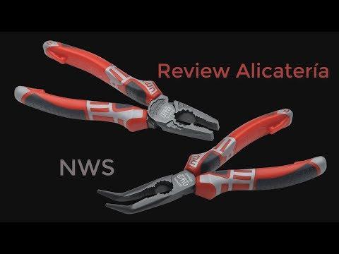 Review Alicates NWS | Español | | nws pliers |