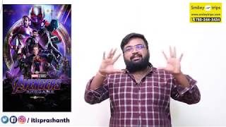 Avengers Endgame Review by Prashanth