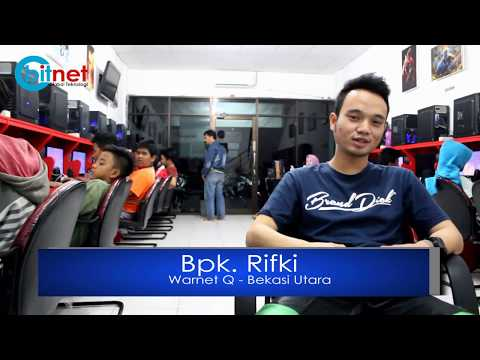 Video Warnet Bitnet Q Net - Bekasi - Warnetbitnet.com