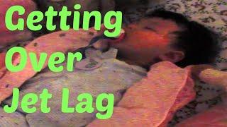 Vlog #10 - Overcoming Baby Jet Lag