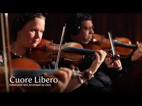 Cuore Libero [Free Heart] Composed by Zaro   String Quintet - Percussion - Timpani