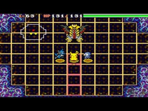 Видео № 0 из игры Pokemon Mystery Dungeon: Explorers of Time [DS]