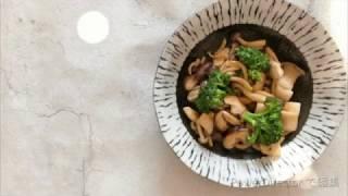 宝塚受験生のダイエットレシピ〜きのこ3種のオイスターソース風味〜のサムネイル