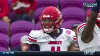 2019 Cure Bowl Liberty vs Georgia Southern part1