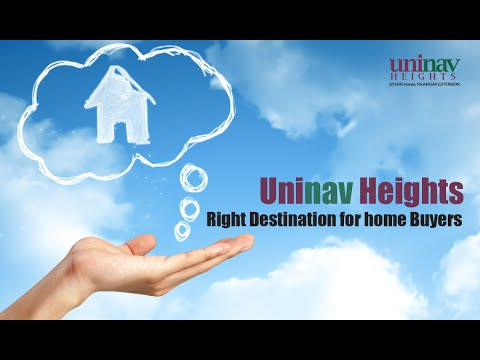3D Tour of Uninav Heights Phase 2