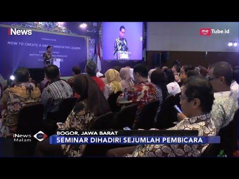 BPJS Ketenagakerjaan Gelar Seminar Wujudkan Pemimpin Inovatif - iNews Malam 14/03