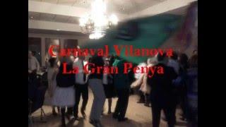 Baile de mantones - Vilanova - Carnaval