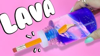 "DIY ""LAVA LAMP"" PENCIL SHARPENER"