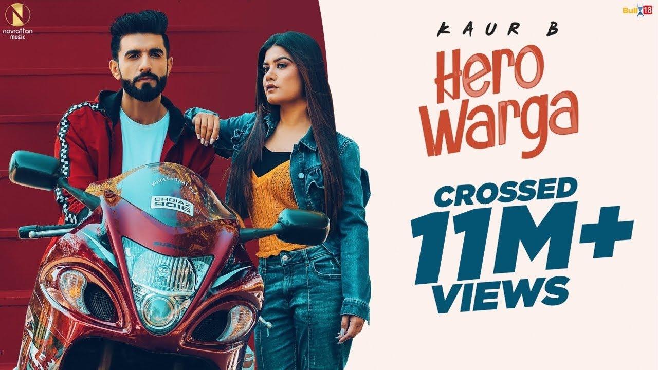 Hero Warga lyrics song - Kaur B , Raj Ranjodh Lyrics