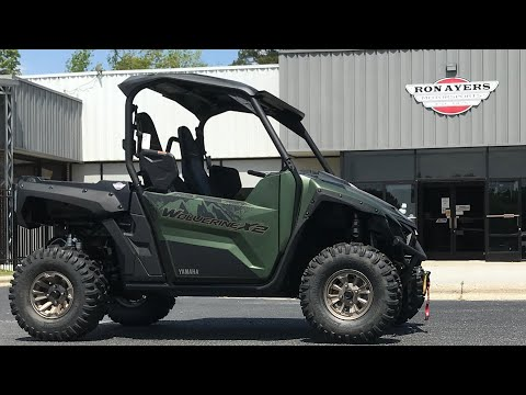 2021 Yamaha Wolverine X2 XT-R 850 in Greenville, North Carolina - Video 1
