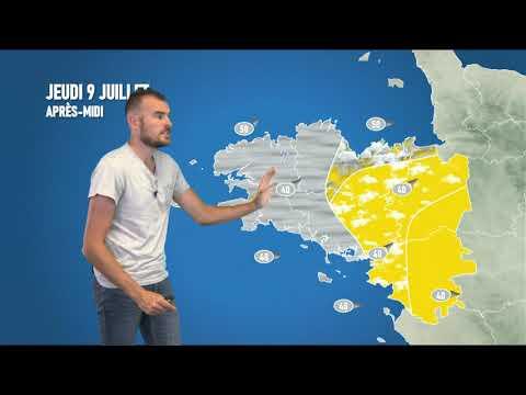 Illustration de l'actualité La météo de votre jeudi 9 juillet 2020