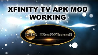 Xfinity TV Mod APK Working Android TV Box With Life Hack