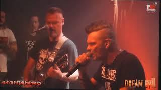 Dream Evil@HMM-fest 2017-Crusaders Anthem