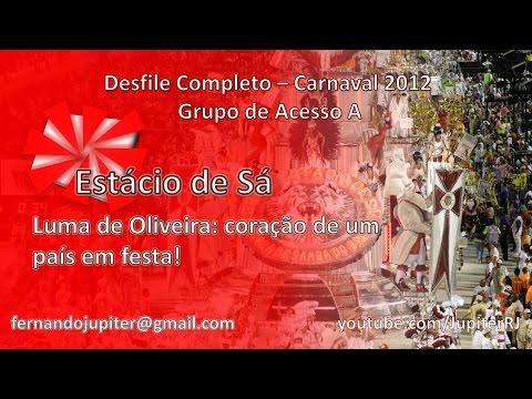 Música Luma de Oliveira: Coração de Um País Em Festa!